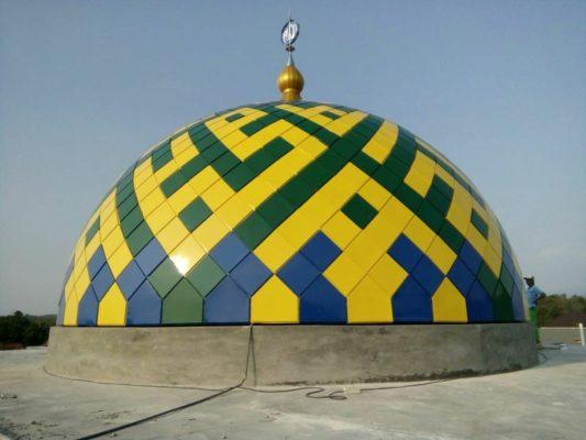 Jual Kubah Masjid Per Meter Harga Murah