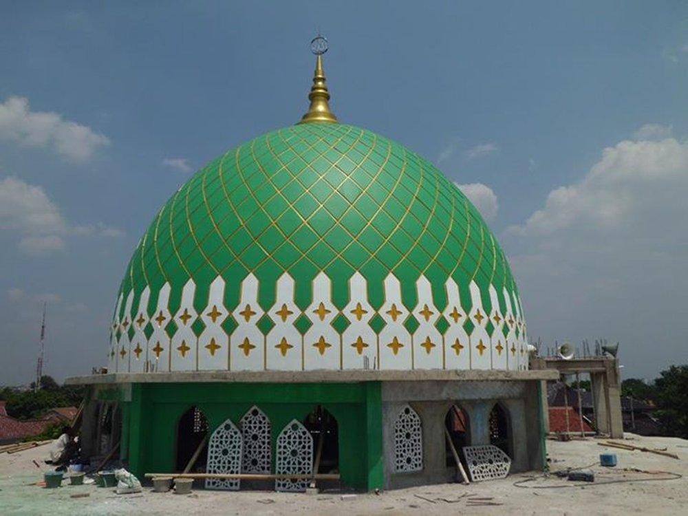 Berapa Harga Kubah Masjid Per Meter