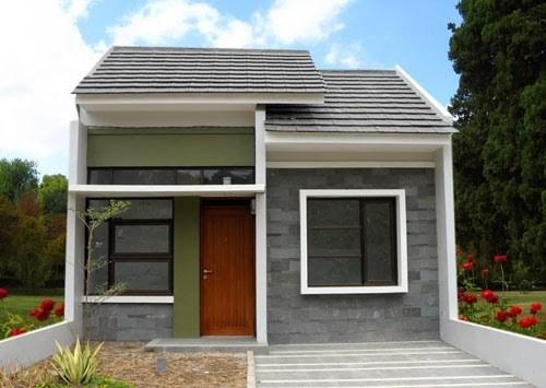 Renovasi Rumah Type 36 Kediri